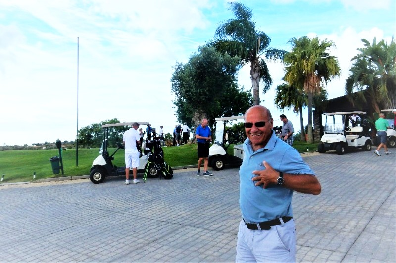 Paly Golf en Algarve
