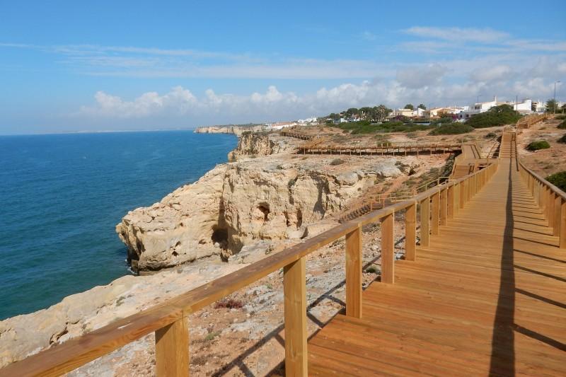Randonnée en Algarve